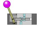 Válvula distribuidoras neumática