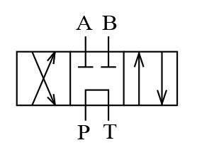 Válvula distribuidoras - circuito